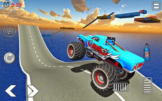 Impossible Tricky Tracks Car Stunt Truck Driving screenshot 16