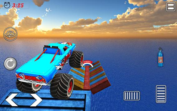 Impossible Tricky Tracks Car Stunt Truck Driving screenshot 4
