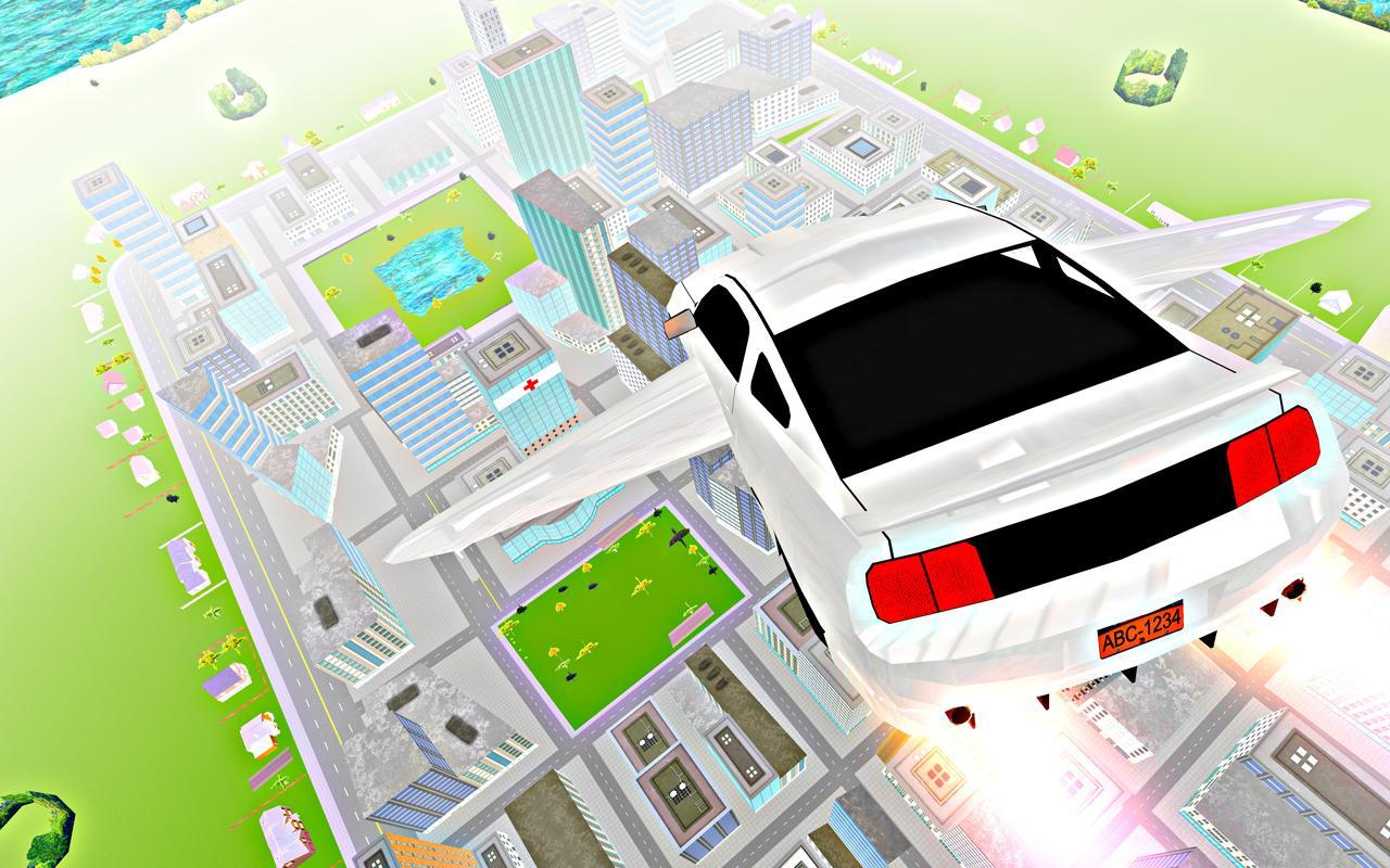 Real Flying Car Simulator For Android Apk Download