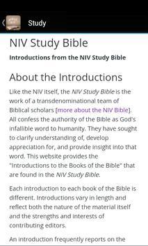Bible NIV apk screenshot