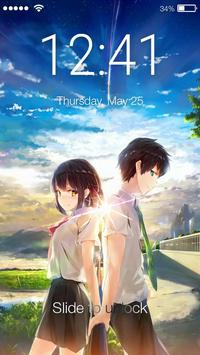Tell Me Your Anime Name Screen Lock screenshot 2