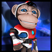 Space Apes Runner icon