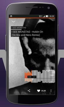 Monsta Full Songs Album poster