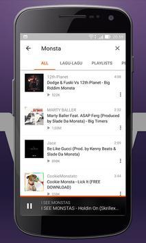 Monsta Full Songs Album apk screenshot