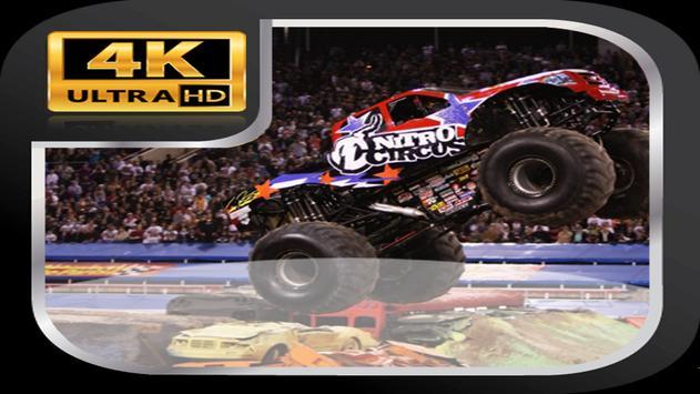 Monster Truck Wallpaper HD screenshot 5