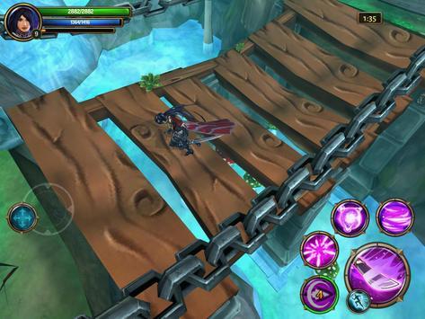 Dawnblade تصوير الشاشة 5