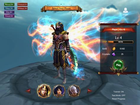 Dawnblade تصوير الشاشة 7