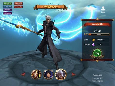 Dawnblade تصوير الشاشة 1