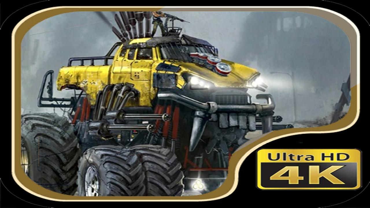 Monster Truck Wallpaper Hd For Android Apk Download