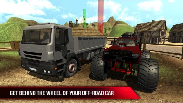Monster Trucks Transporter 3D screenshot 6