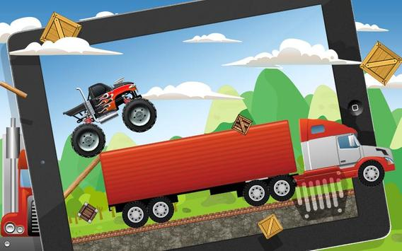 Monster Trucks Racing apk screenshot