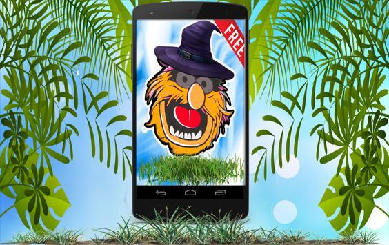 twist jungle Monsters apk screenshot