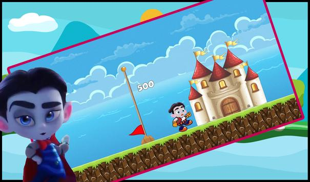adventure super monsters game Hero City screenshot 4
