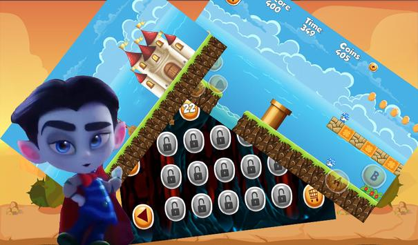 adventure super monsters game Hero City screenshot 5