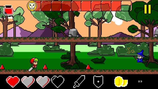 Forest Quest! screenshot 1