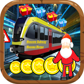 Moscow Subway Surfer FREE! icon