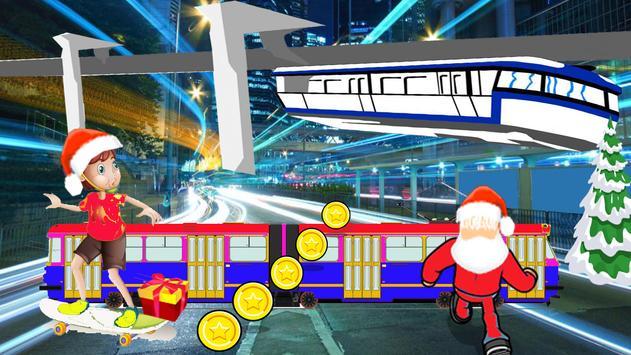 Moscow Subway Surfer FREE! apk screenshot