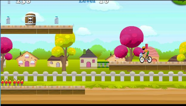 BMX bike world screenshot 1
