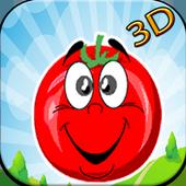fun tomatos icon