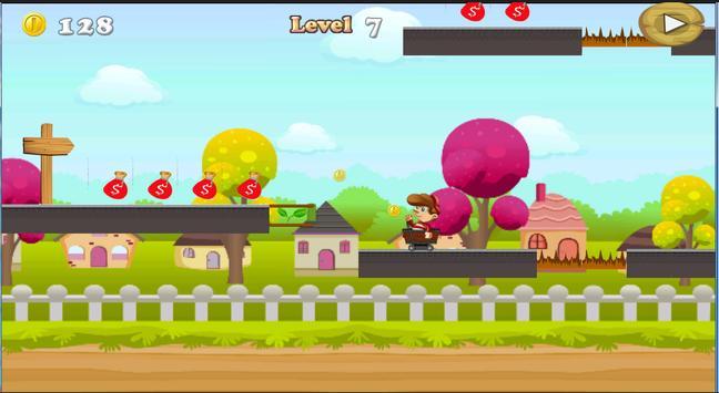 train dash world screenshot 1