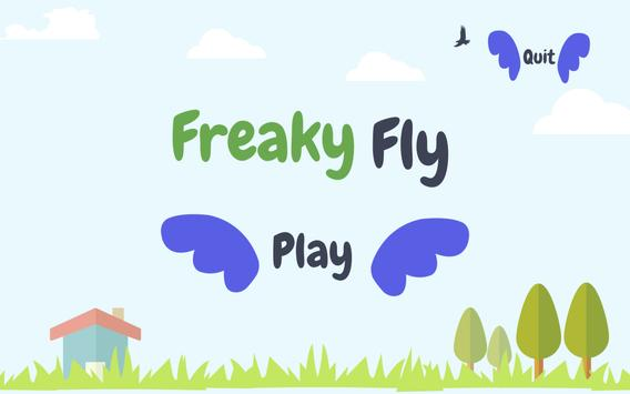 Freaky Fly poster