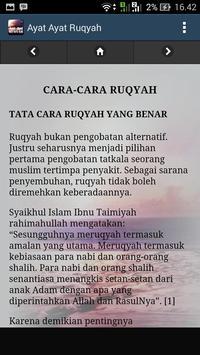 Ayat Ayat Ruqyah screenshot 5