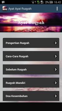 Ayat Ayat Ruqyah screenshot 2
