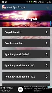 Ayat Ayat Ruqyah screenshot 3
