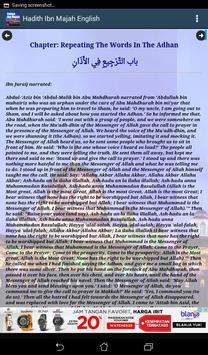 Hadith Sunan Ibn Majah English screenshot 11