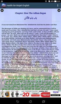 Hadith Sunan Ibn Majah English screenshot 4