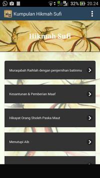 Hikmah Sufi apk screenshot