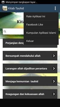 Kitab Tauhid apk screenshot