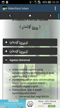 Makrifatul Islam screenshot 14