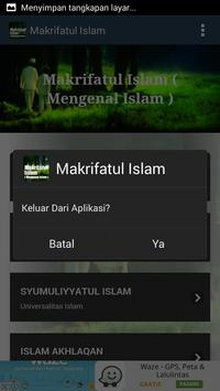 Makrifatul Islam screenshot 7