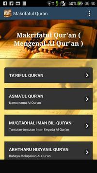 Makrifatul Quran screenshot 1