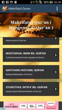 Makrifatul Quran screenshot 2