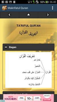 Makrifatul Quran screenshot 4