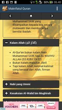Makrifatul Quran screenshot 5