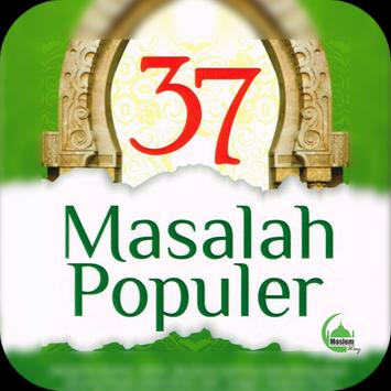 37 Masalah Populer poster