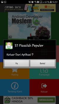 37 Masalah Populer screenshot 10