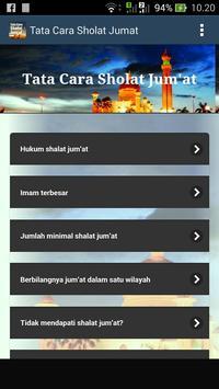 Kunci Ibadah Jum'at Lengkap screenshot 3
