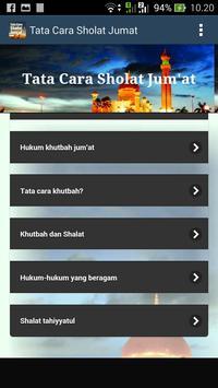 Kunci Ibadah Jum'at Lengkap screenshot 4