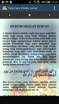 Kunci Ibadah Jum'at Lengkap screenshot 5