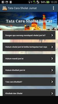 Kunci Ibadah Jum'at Lengkap screenshot 8