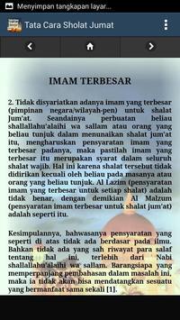 Kunci Ibadah Jum'at Lengkap screenshot 9