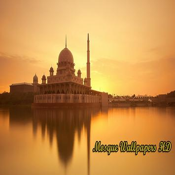 Mosque Wallpapers HD poster