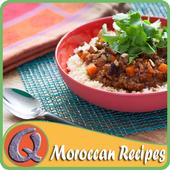 Moroccan Recipes icon