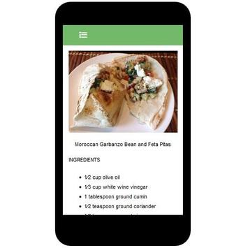 Moroccan Recipes screenshot 9