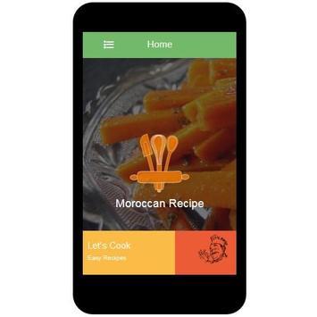 Moroccan Recipes poster