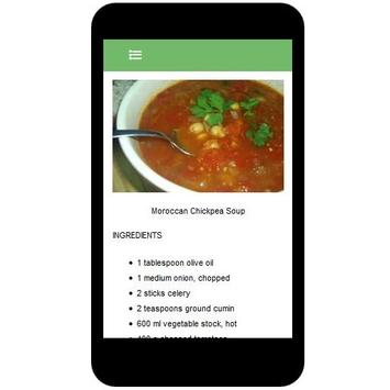 Moroccan Recipes screenshot 13